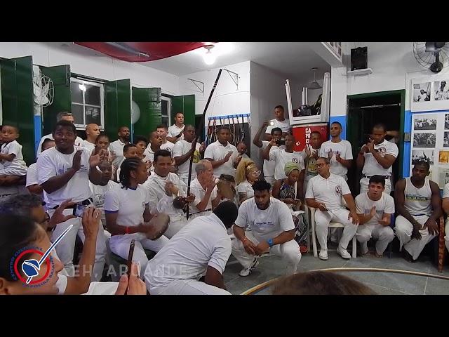 São Bento Grande / Mestre Bozó - ACRB & Baiano - Cadência de Bimba