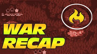 Clash of Clans War Recap #16