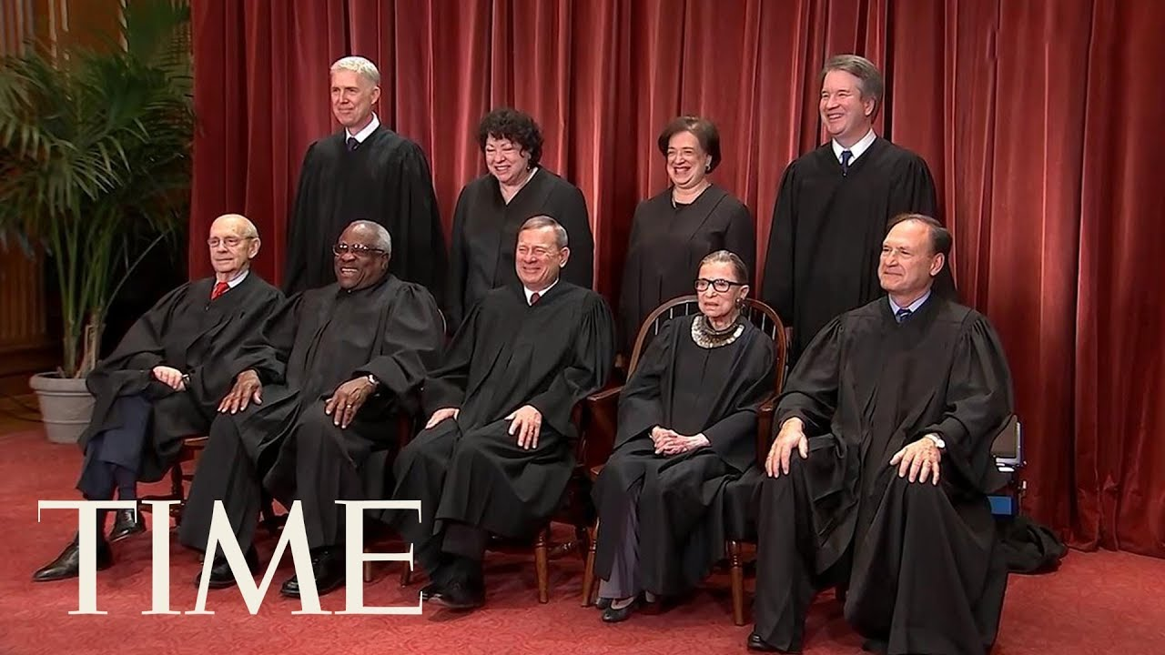 Image result for photos of the new us supreme court justices