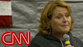 Kavanaugh vote could cost Democrat her job