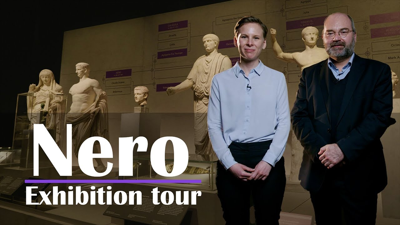 Download Curators' tour of Nero: the man behind the myth | #BritishMuseumTours