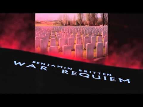 Royal Choral Society:  Britten's War Requiem - Remembrance Sunday 2014