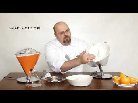 SmakProstoty.pl   Bugatti Vita, Wyciskarka Do Owoców Cytrusowych, Bugatti  Juicer