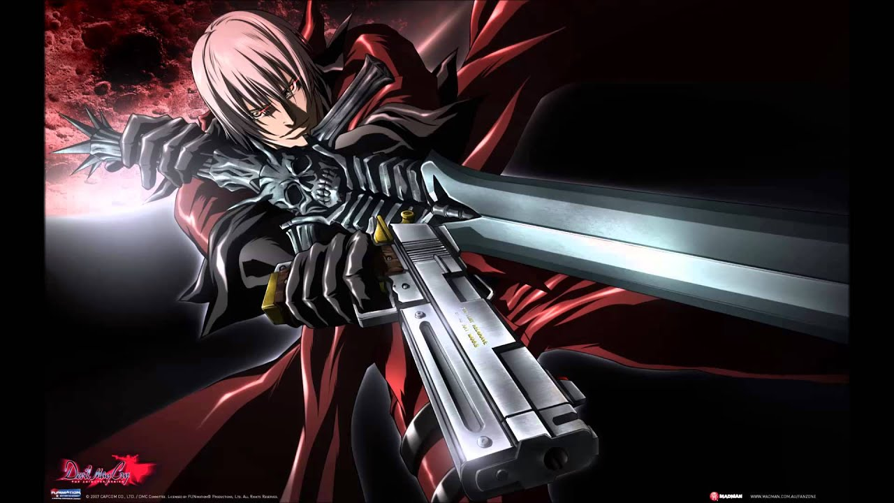 Red Devil Hd Wallpaper Devil May Cry Anime Ost D M C Extended Youtube