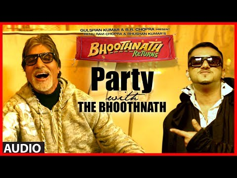 Party With The Bhoothnath Ft. Yo Yo Honey...