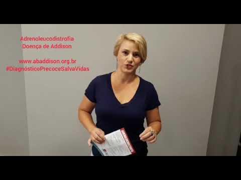 Adrenoleucodistrofia E Doença De Addison
