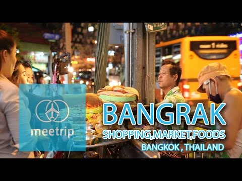 Bangkok Travel Guide - Where To Go In Bangkok - Bangrak Shop