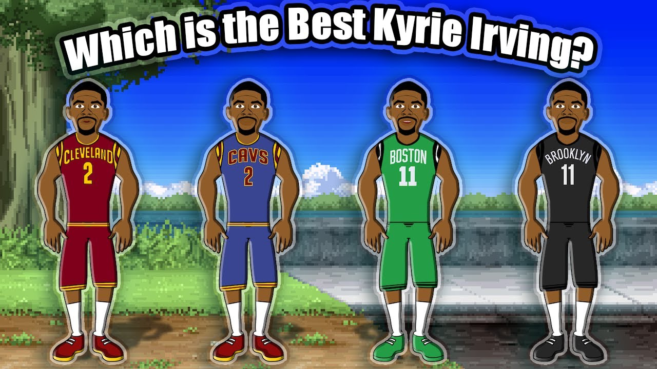 Has Kyrie Peaked? Which Kyrie Irving is the Best? Ranking every version of Kyrie from WORST to BEST!