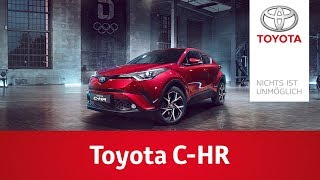 Toyota C-HR Team Deutschland ✓ Road to Tokyo 2020 ✓ https://www.toy...