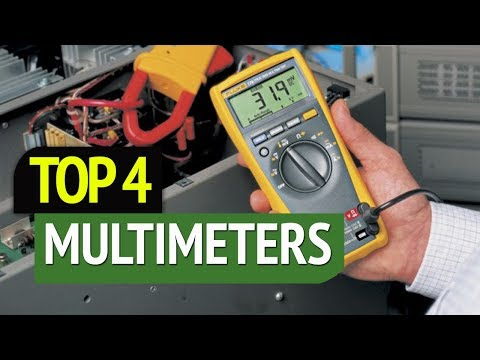 TOP 4: Best Multimeters 2019