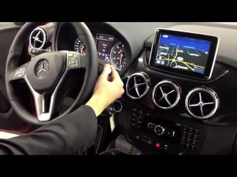 Silver Star Mercedes >> B250 2013 - YouTube