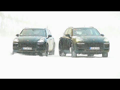 Porsche Cayenne OFF ROAD Video Tested To Extreme New Porsche Cayenne Review 2017
