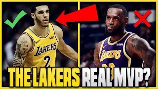 THE UNTOLD TRUTH ABOUT LONZO BALL & HIS VALUE TO THE LAKERS!