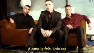Tiger Army - As the cold rain falls sub. español