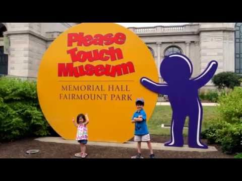 PLEASE TOUCH MUSEUM - Philadelphia, PA || Transportation, Grocery Store, Hospital Play Time +More
