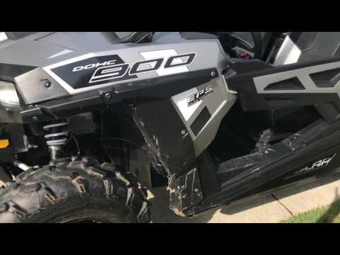 TCP triple pass mudder Radiator for Polaris RZR 900 (First Look)