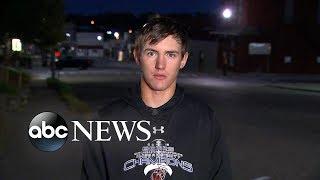 Boyfriend of missing Iowa student speaks out