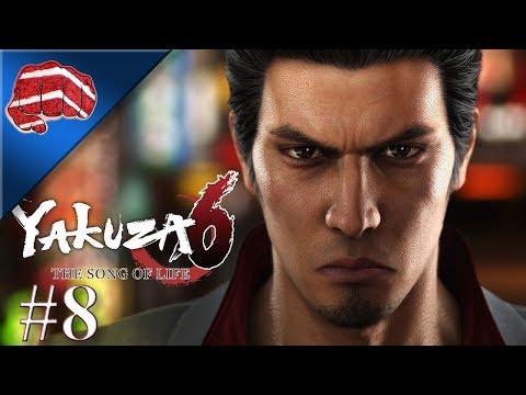 Baseballzama Kiryu - Yakuza 6 #8