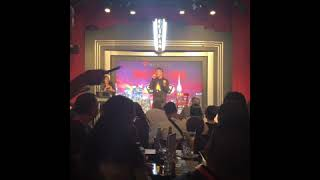 Jeppy Paraiso Cameo Appearance At HappySlip Show Live Gotham Comedy Club NYC