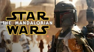 The Mandalorian - Star Wars Live Action Series Title and Synopsis Revealed