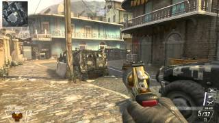 CoD: Black Ops 2 - 30-3 FFA, Executioner Style - Episode Two (Slums XBOX360 1080p)