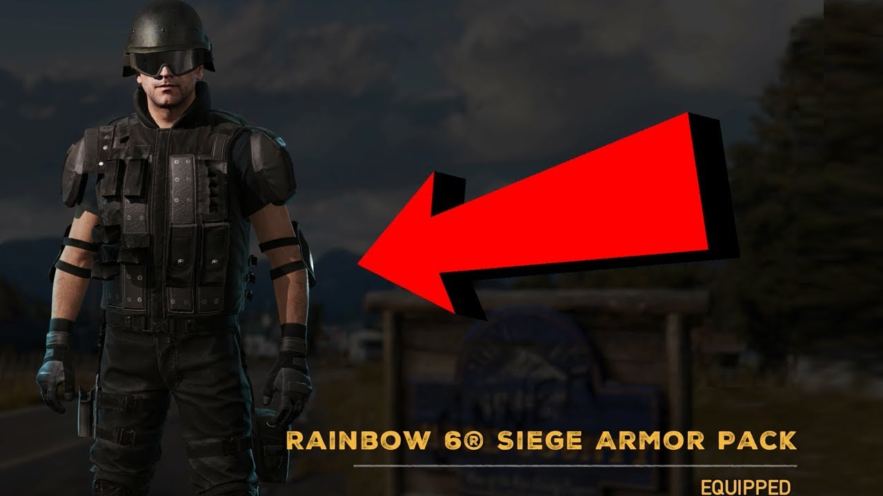 Far Cry 5 - How To Unlock The Rainbow 6 Siege & Far Cry 3: Blood Dragon  Outfits (Easter Eggs)