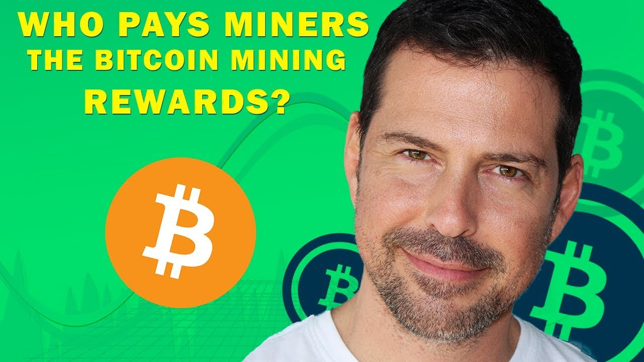 who pays for cryptocurrency mining