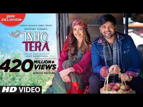 Guru Randhawa: Ishq Tera Official Video  Nushrat Bharucha  Bhushan Kumar  T-series