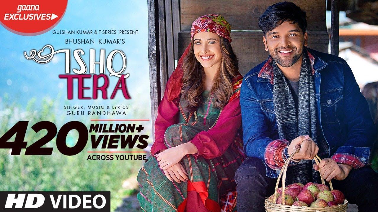 Download Guru Randhawa: Ishq Tera (Official Video)   Nushrat Bharucha   Bhushan Kumar   T-Series