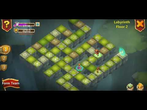 Castle Clash Zealous Drive Lavanica In Labryith