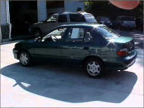 1998 hyundai accent germansville pa youtube. Black Bedroom Furniture Sets. Home Design Ideas