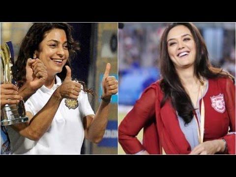 KKR Vs KXIP: Juhi Chawla vs Preity Zinta live commentary thumbnail