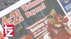 FC Bayern vs. Juventus Turin - Pressestimmen: Fantastico