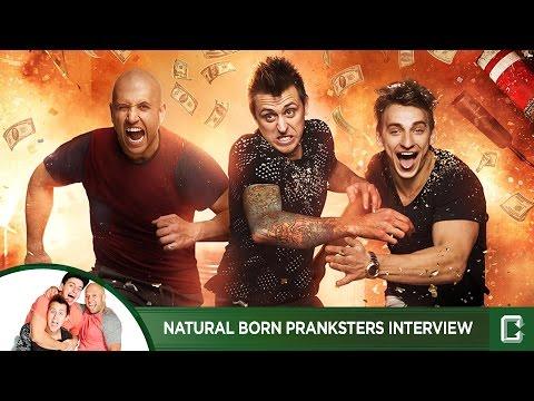 Natural Born Pranksters Interview