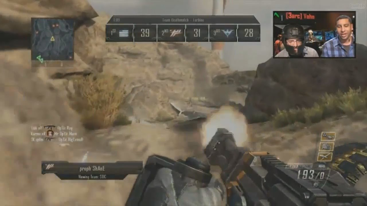 Call Of Duty Black Ops 2 Death Machine Footage By Whiteboy7thst
