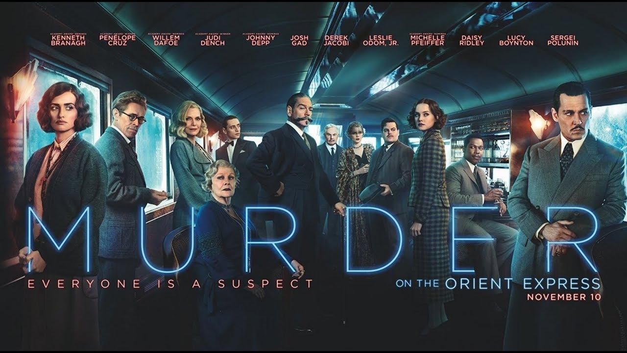 asesinato en el expreso de oriente