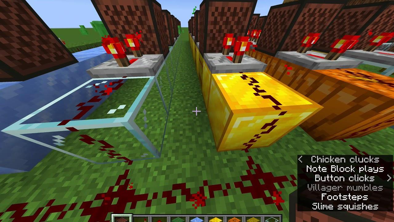 Minecraft Note Block Music - YouTube