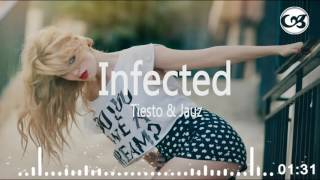 tiësto jauz   infected extended mix free