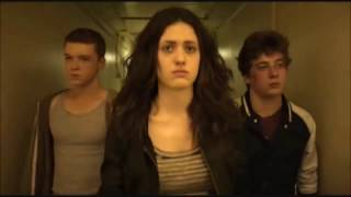 Shameless- Gallagher siblings Trouble (Pink)