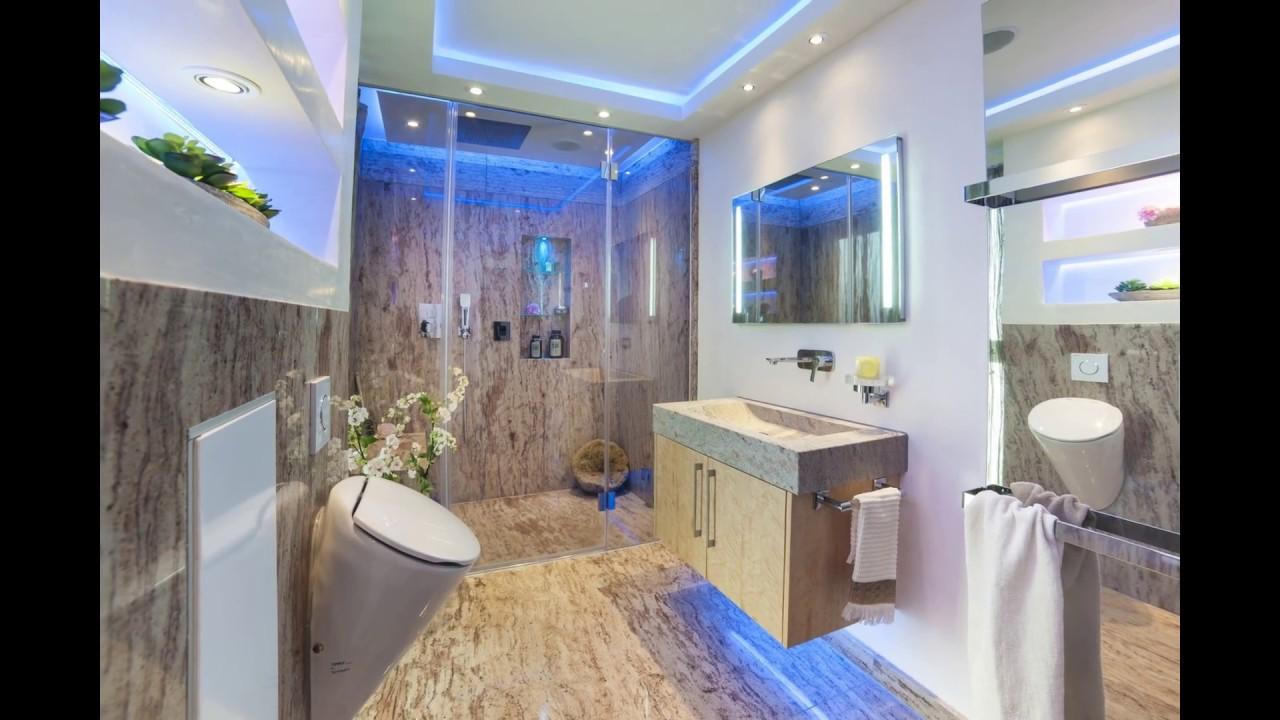 Lichtdesign Fur Dusche Und Badezimmer Lightdesign Shower Bathroom