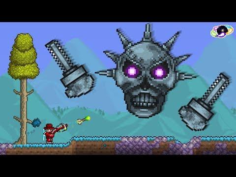 The REAL Power Of Skeletron Prime! Terraria Fargo's Soul Mod #14