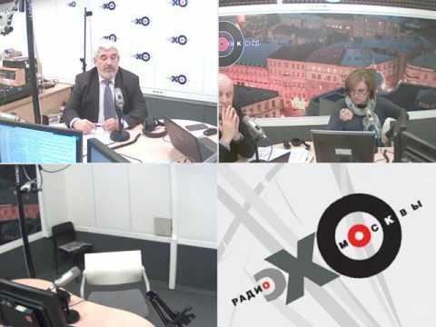 Мирон Гориловский в прямом эфире радиостанции Эхо Москвы в передаче «В круге света»