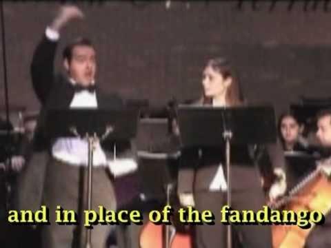 Mozart, Non piu andrai - Gil Zilkha, bass