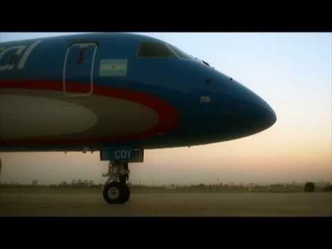 Embraer 190 para Austral Líneas Aéreas