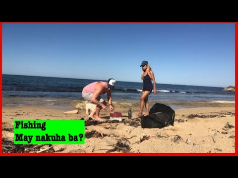 TRYING OUR LUCK | FISHING AT WARNBRO BEACH | ROCKINGHAM WA| VLOGMAS DAY 5❤️