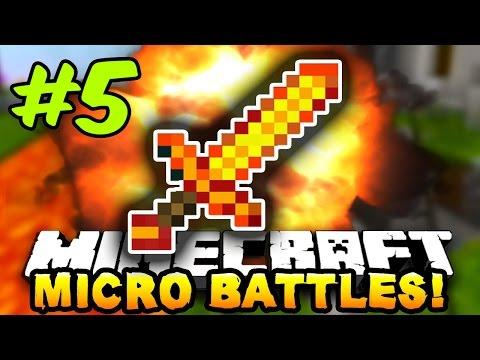 OK YOLUNA GİTMEK!!   Minecraft (Mini Games) Micro Battle #5