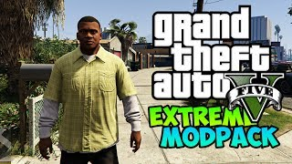 GTA San Andreas Android: GTA V Modpack (Complete Transformation)