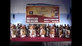 Panchari Melam by Padmasree Mattannur Sankarankutty Aasaan