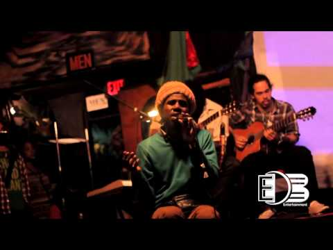 Chronixx live at The Conscious Reggae Party Feb 2013