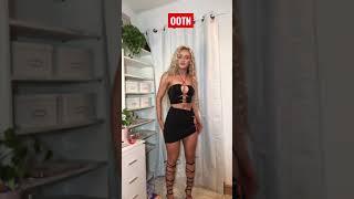 OOTN FASHIONNOVA CLOTHING OUTFIT INSPO   Bailey Stewart tiktok